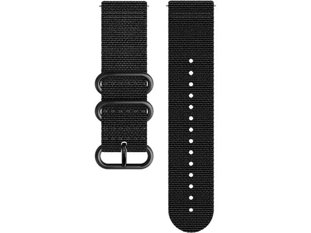 Suunto Traverse Alpha Bracelet de montre Textile, stealth
